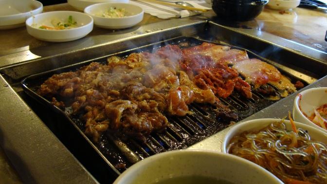Cham Sut Gol Korean BBQ -Garden Grove