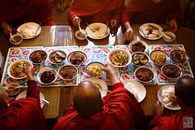 A Burmese death anniversary